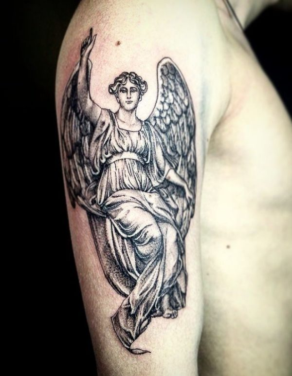angel tattoos pinterest