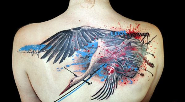 best friend bird tattoos for girl