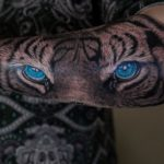 chinese tiger tattoo