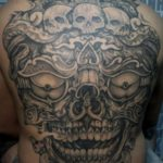 cool tattoos ideas halloween