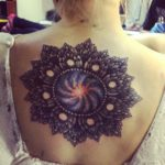 full back tattoos for women ideas