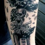 pictures of inner arm tattoos