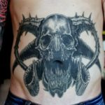 rock cool tattoos ideas