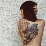 tattoos for womens back