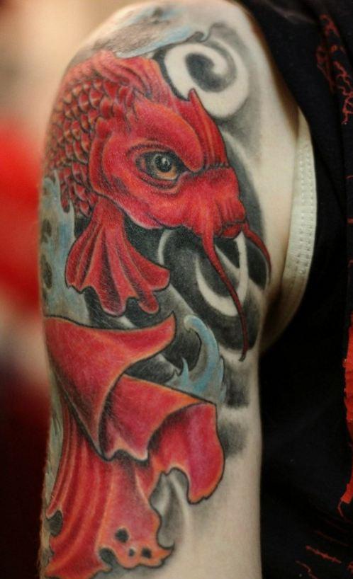 Upper Arm Tattoos Designs Best Tattoo Ideas
