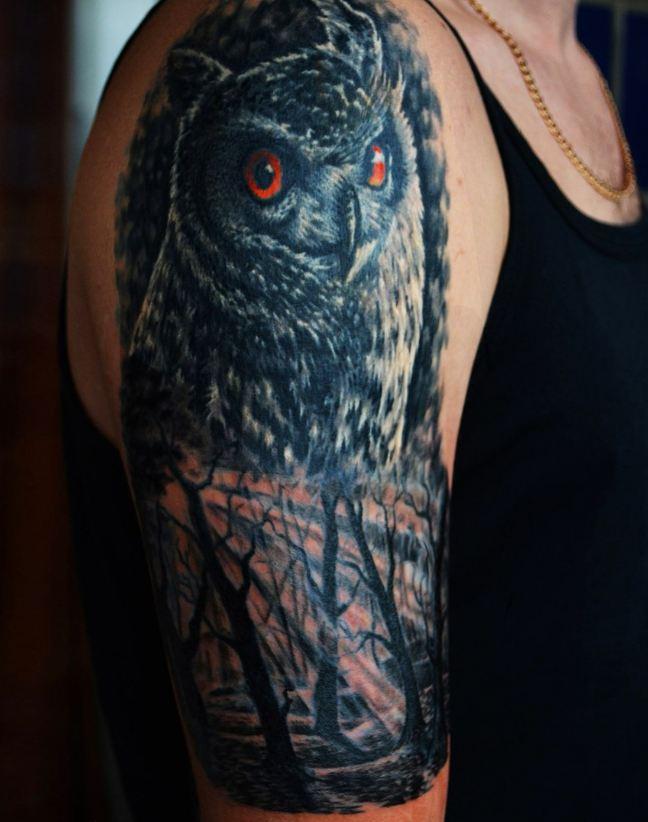 Upper Arm Tattoos Best Tattoo Ideas