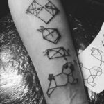 wrist tattoos cross