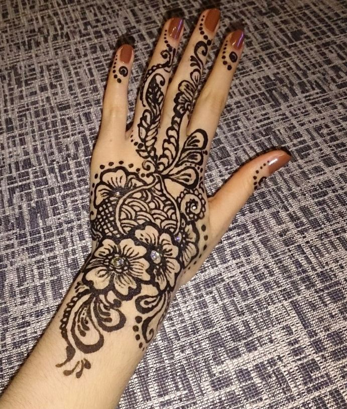 best henna tattoo