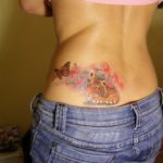 butterfly tattoos pictures
