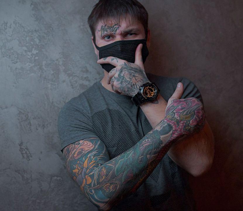 Hand Tattoos For Men Best Tattoo Ideas