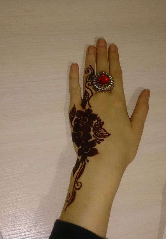 henna tattoos images