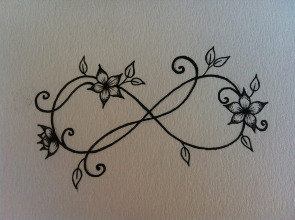 infinity tattoo picture