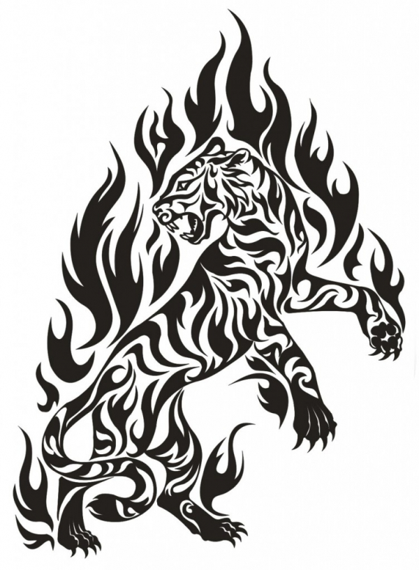 bengal-tiger-tattoo-designs