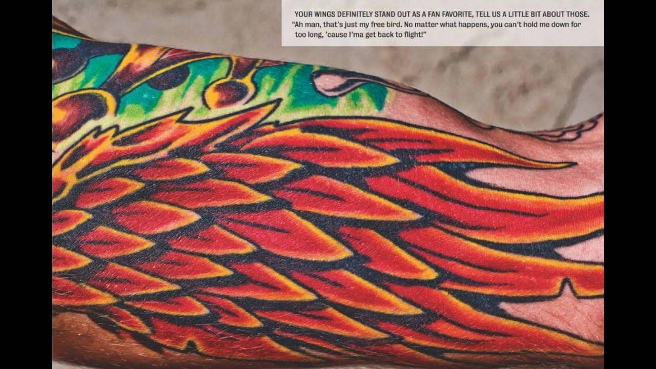 birdman tattoo