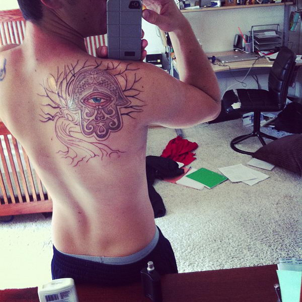 cool simple tattoos for guys