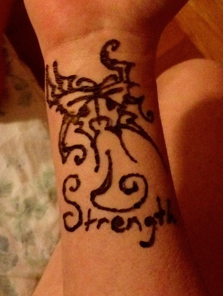 cool wrist tattoos for guys