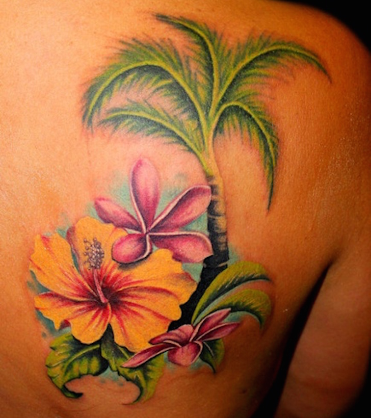 foot tattoos women