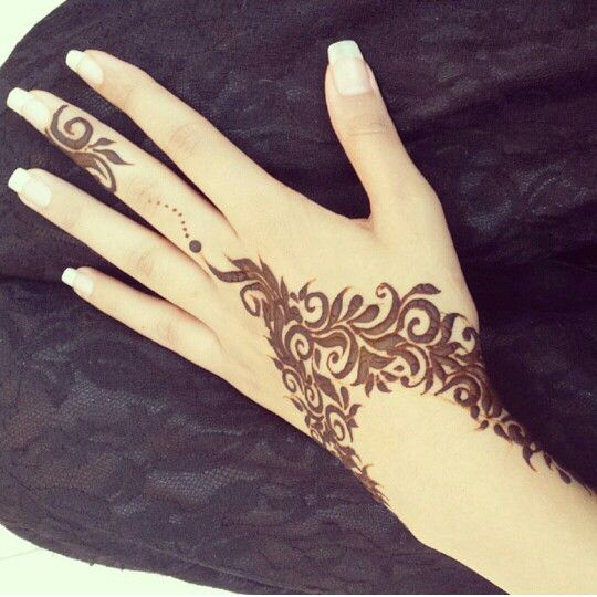 henna-tattoo-letter-designs