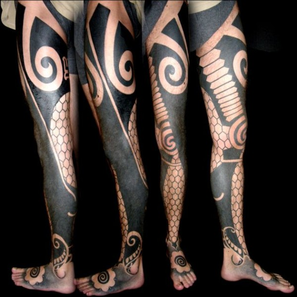 lower arm tattoos