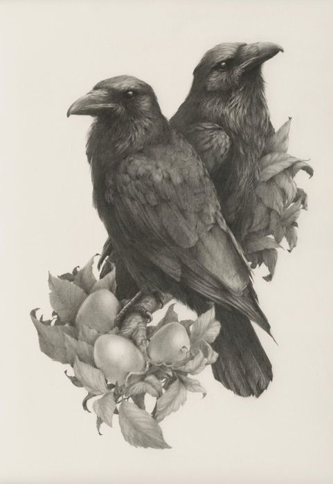 realistic bird tattoos
