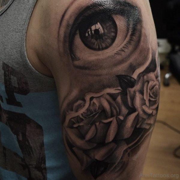 wrist tattoo cross